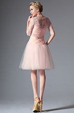 eDressit 2014 New Pink Stylish Design Cocktail Dress Party Dress (04142601)