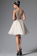 eDressit 2014 New Round Neckline Tulle Cocktail Dress Party Dress (04146132)