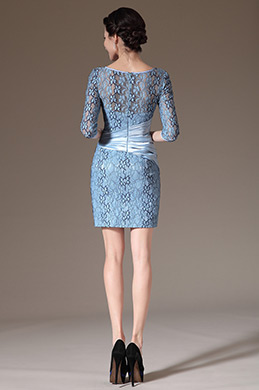 eDressit 2014 New Gorgeous Blue Sleeves Mother of the Bride Dress (26144932)