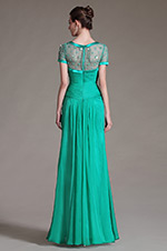 eDressit 2014 New Green Sheer Top Mother of the Bride Dress (26146304)