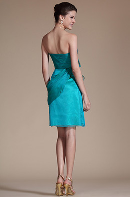 Carlyna 2014 New Sweatheart Formfitting Cocktail Dress/Party Dress/Bridesmaid Dress (C35141105)