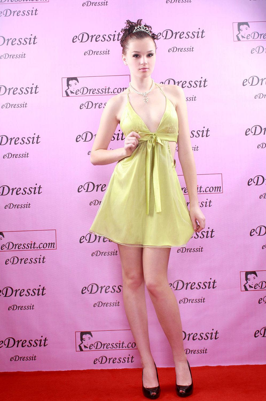 Excelente Vestido Sexy Para Llevar A Una Boda Composición ...