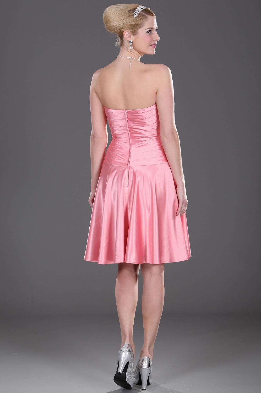 eDressit Adorable Rosa Vestido de Dama (07100901)