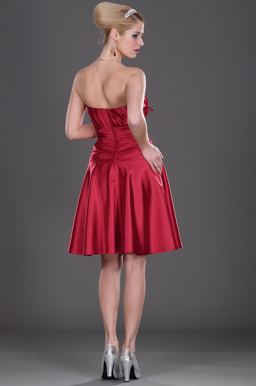 edressit robe de demoiselle d 39 honneur rouge 07101402. Black Bedroom Furniture Sets. Home Design Ideas