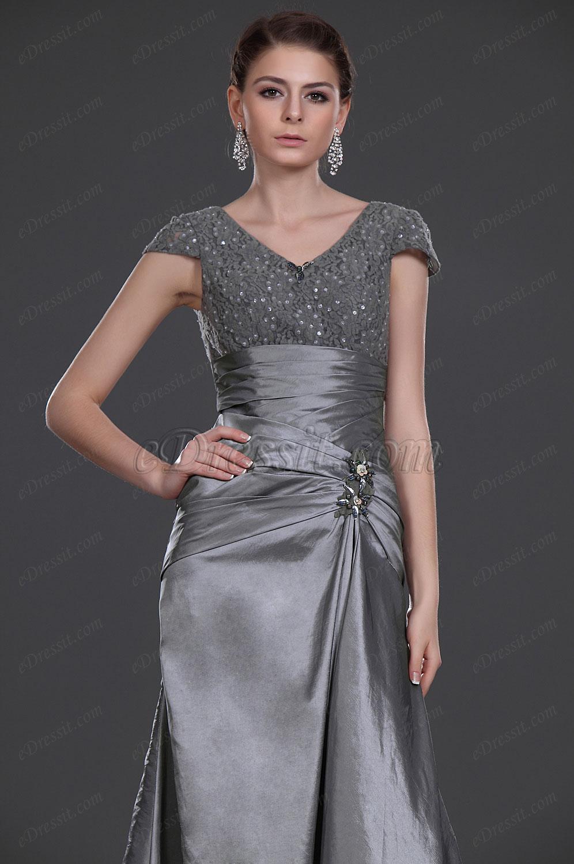 edressit elegante robe pour maman de nouvelle mari e