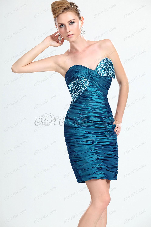 eDressit New Fabulous Strapless Beaded Party Dress (35111305)