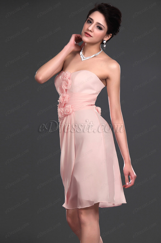 Magnífico Fabulosos Vestidos De Dama Fotos - Colección de Vestidos ...