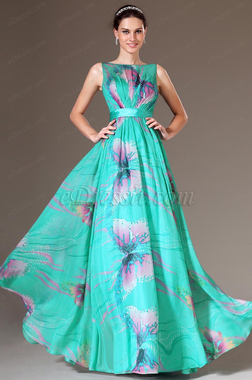 Длинные летние платья фасоны