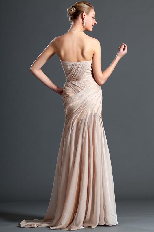 eDressit Stylish Ruched bodice Evening Dress (00120514)