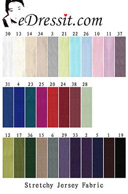 eDressit Stretchy Jersey Fabric (60110106)