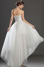 eDressit Bezaubernd Sweety heart Abendkleid Hochzeitskleid (01130207)