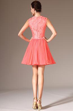 eDressit 2014 New Lace Top Above-knee Length Dress (04141657)