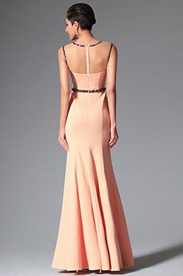 eDressit 2014 New Round Neckline Sleevless Evening Prom Gown (00148810)