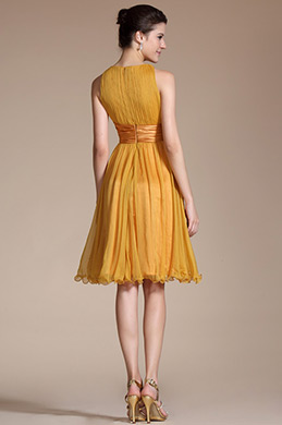 Carlyna 2014 New Sleeveless Short Dress Cocktail Dress (C04111703)