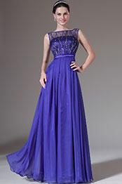 eDressit 2014 New Sequined Sheer Top Sleevless Prom Dress (00142805)