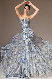 eDressit 2014 New Strapless Sweetheart Printed Mermaid Evening Gown (02140668)