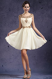 eDressit Gefaltet Kappe Träger Cocktail Kleid Party Kleid (04133814)