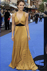 eDressit Gold Jessica Alba  Sexy Prom Gown Evening Dress (00777703)