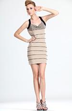 eDressit Nuevo Conjunto de Punto Vestido diario (32110614)
