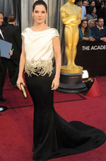 eDressit Custom-made Sandra Bullock 84th Oscar Awards Dress (cm1219)