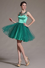 eDressit 2014 New Green Sheer Top Beadings Decoration Cocktail Dress Party Dress (04143311)