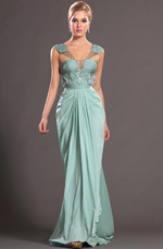 eDressit 2013 S/S Fashion Show Stunning Green Evening Dress Prom Gown (F00130504)