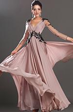 eDressit New Fabulous Sexy V-neck Black Lace Evening Dress (02130201)