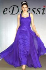Clearance Sale !eDressit Stylish Jennifer Lopez Green Evening Party Dress (00098204B)