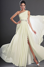 eDressit New Gorgeous One Shoulder Evening Dress (00132307)