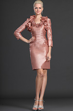 eDressit Elegance Pink Two Pieces Mother of the Bride Dress (26122810)