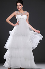 eDressit  Hot Style Diamond Tulle Wedding Gown Prom Gown (02110207)