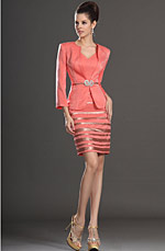 eDressit Elegant Two Pieces  Mother of the Bride Dress Day Dress (26131257)
