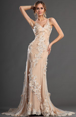 eDressit 2013 S/S Fashion Show Stylish Sexy V-neck Evening Dress Prom Gown (F00130924)