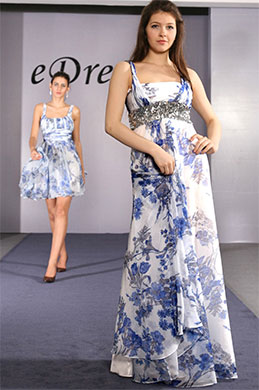 eDressit  Elegant Floral Evening Dress (00091568)