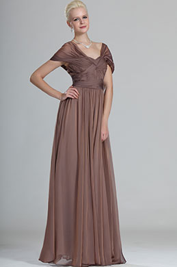 eDressit Grace Sleeves Evening Dress Long Dress (00123920)
