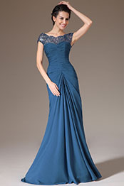eDressit 2014 Nouveauté Bleue Avec Sequins Top en Dentelle Robe de Soirée (26141405)