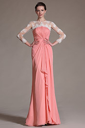 eDressit 2014 New Sheer Top Overlace Mother of the Bride Dress (26147201)