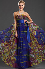 eDressit New Gorgeous Printed Fabric Evening Dress (00119268)