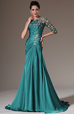 eDressit 2014 New Stylish One Sleeve Evening Gown (02144805)