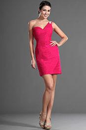 eDressit Agréable Bretelle Seule Rose Robe de Cocktail (35120512)