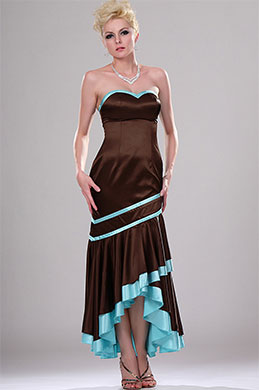 eDressit brown Elegant Chic Prom Gown Ball Evening Dress (00775220)