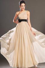 eDressit  Elegant Ein Schulter Abendkleid (00133014)
