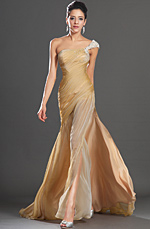 eDressit New Gorgeous High Slit One Shoulder Evening Dress (00133224)