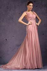 eDressit 2013 New V-cut Handmade Flowers Evening Dress (00136046)