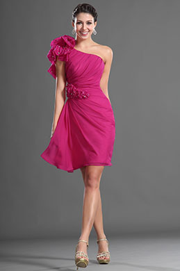 eDressit Stylish One Shoulder Cocktail Dress Party Dress (04125012)