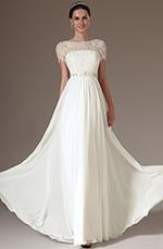 eDressit 2014 Neu Gestickte Spitze Oben Hochzeit Kleid  (01140807)