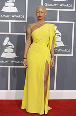 eDressit Sur-mesure Amber Rose Grammy Awards Robe (cm1203)