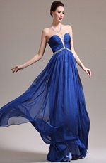 eDressit 2013 New Stunning Strapless Sweetheart Neckline Blue Evening Dress (00138605)