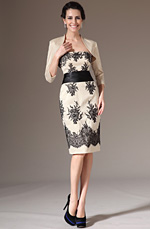 eDressit 2014 New Champagne Two-Piece Embroidered Lace Dress(26145014)