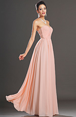 eDressit New Elegant Sweety Heart Neckline  Pink Evening Dress (00134901)